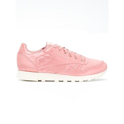 Tenis rosados de Reebok