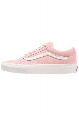 Tenis Vans Rosa E Branco | Zapatillas vans mujer, Zapatillas