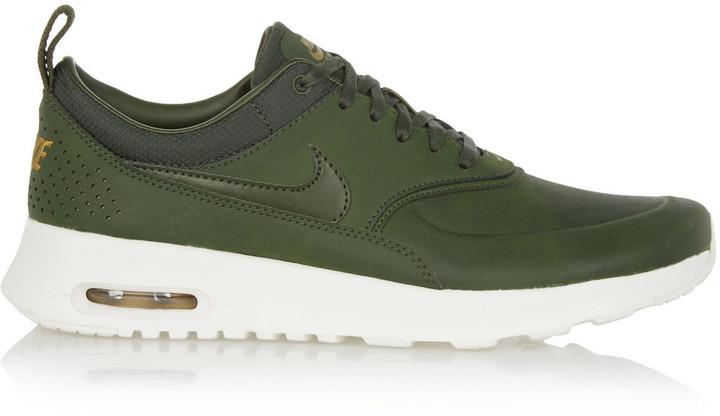 02d4b78eca8 ... Tenis verde oscuro de Nike