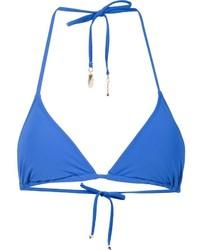Top de Bikini Azul de Stella McCartney