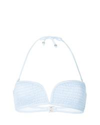 Top de bikini celeste de Suboo