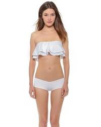 De BlancoElegir Comprar Bikini Con Volante Top Un rxoeQdEWCB
