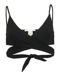 Top de Bikini Negro de Stella McCartney
