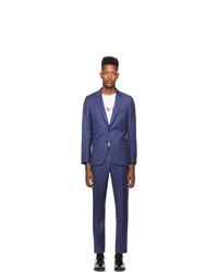 Traje azul marino de Paul Smith