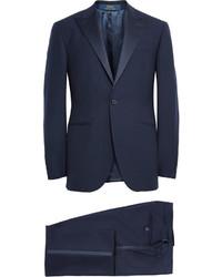 Traje azul marino de Polo Ralph Lauren