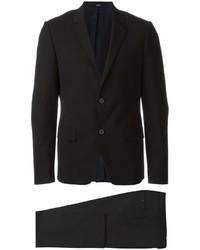 Traje de lana negro de Kenzo