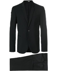 Traje de lana negro de Paul Smith