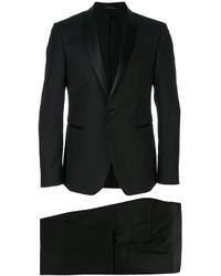 Traje de lana negro de Tagliatore