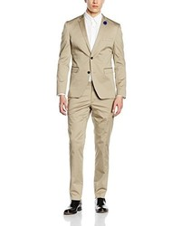 Traje en beige de ESPRIT Collection
