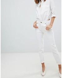 Vaqueros blancos de Pepe Jeans