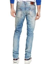 Vaqueros celestes de Pepe Jeans