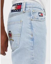 Vaqueros celestes de Tommy Jeans