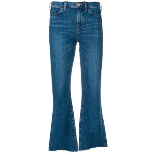 Vaqueros de campana azules de MiH Jeans