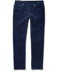 Vaqueros de pana azul marino de Polo Ralph Lauren