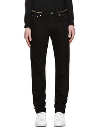 Vaqueros desgastados negros de Givenchy