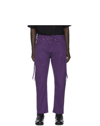 Vaqueros en violeta de Vyner Articles