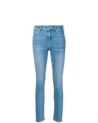 Vaqueros pitillo celestes de MiH Jeans