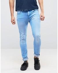 b584664eb1e56 Comprar unos pantalones celestes Pepe Jeans de Asos