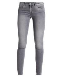 Vaqueros pitillo grises de Pepe Jeans