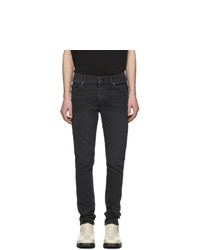Vaqueros pitillo negros de Tiger of Sweden Jeans