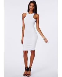Vestidos blancos ajustados