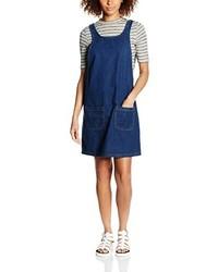 Vestido azul marino de New Look