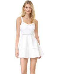 Vestido blanco de Elizabeth and James
