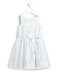 Vestido blanco de Ralph Lauren