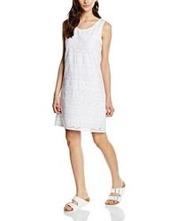 Vestido blanco de s.Oliver