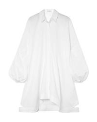 Vestido camisa blanca de JW Anderson