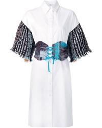 Vestido camisa blanca de Tome