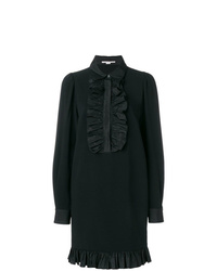 Vestido camisa negra de Stella McCartney