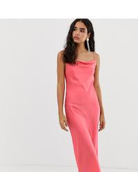 Vestido camisola rosado de Miss Selfridge