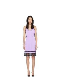 Vestido camisola violeta claro de Marc Jacobs