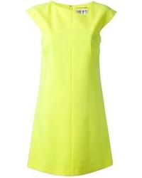 Vestido casual amarillo