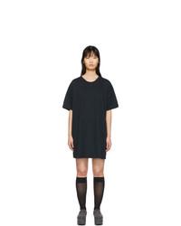 Vestido casual negro de Raquel Allegra