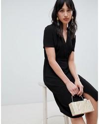 Negro Esmoquin Vestido AsosElegir Vestidos De Comprar Un CxdeBro