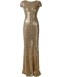 dd1da6850 Comprar un vestido de noche de lentejuelas dorado  elegir vestidos ...