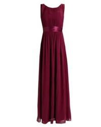 Vestido de Noche Morado Oscuro de Dorothy Perkins