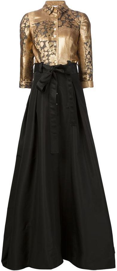 Carolina herrera vestidos de noche