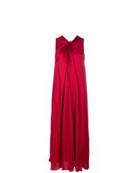 Vestido de Noche Rojo de Elizabeth and James