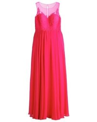 Vestido de Noche Rosa de My Mascara Curves