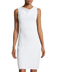 Combinar vestido punto blanco