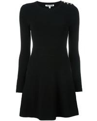 Vestido de Punto Negro de Elizabeth and James