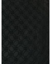 Vestido de vuelo negro de P.A.R.O.S.H.