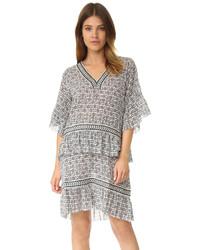 Vestido gris de Lemlem
