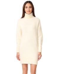Vestido Jersey Blanco de Demy Lee