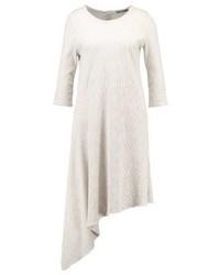 Vestido Jersey Blanco de Tigha