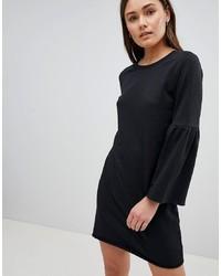 Vestido Jersey Negro de Jdy