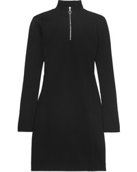 Vestido jersey negro de Ninety Percent